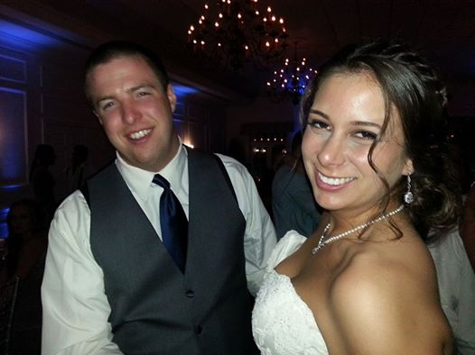 Black Swan Country Club Wedding, up lighting, Valley DJ Service